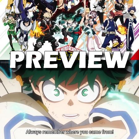 Boku no Hero Academia Season 5 - Preview do Episódio 11 do Anime