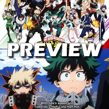 Boku no Hero Academia Season 5 - Preview do Episódio 7 do Anime