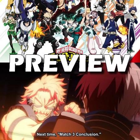 Boku no Hero Academia Season 5 - Preview do Episódio 8 do Anime