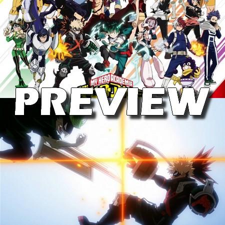 Boku no Hero Academia Season 5 - Preview do Episódio 9 do Anime