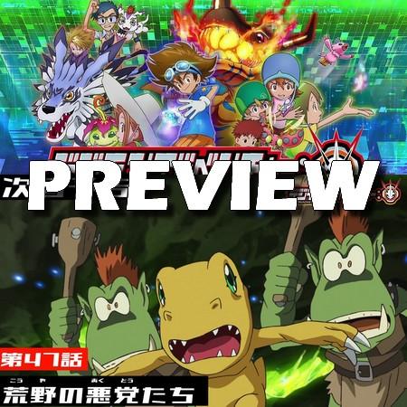 Digimon (2020) - Preview do Episódio 47