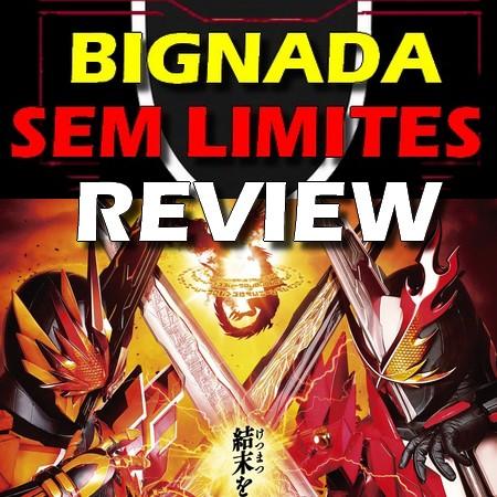 Kamen Rider Saber - The Phoenix Swordsman and the Book of Ruin (2020) - Bignada Review