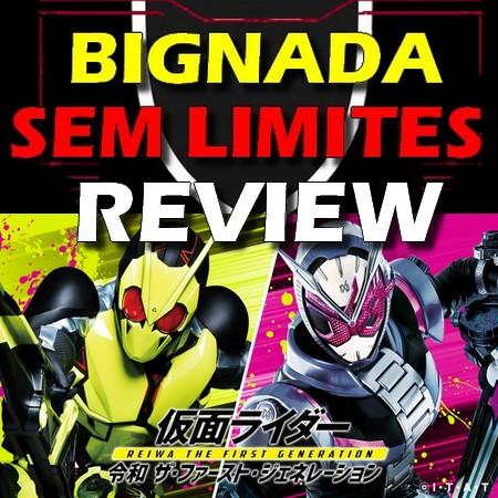 Kamen Rider Zero One - Reiwa First Generation (2019) - Bignada Review