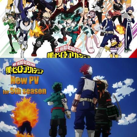 Boku no Hero Academia Season 5 - Preview da 2nd Cour da Temporada