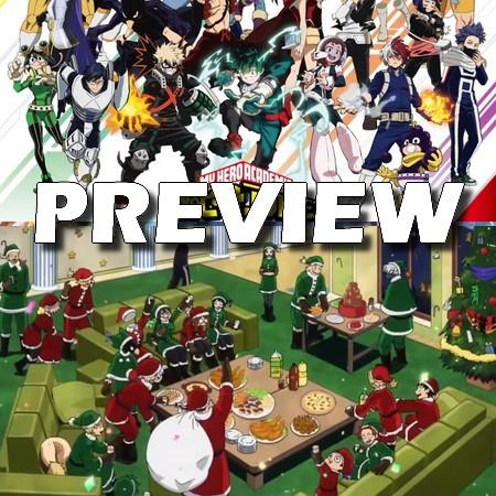 Boku no Hero Academia Season 5 - Preview do Episódio 13 do Anime