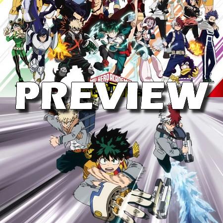 Boku no Hero Academia Season 5 - Preview do Episódio 14 do Anime