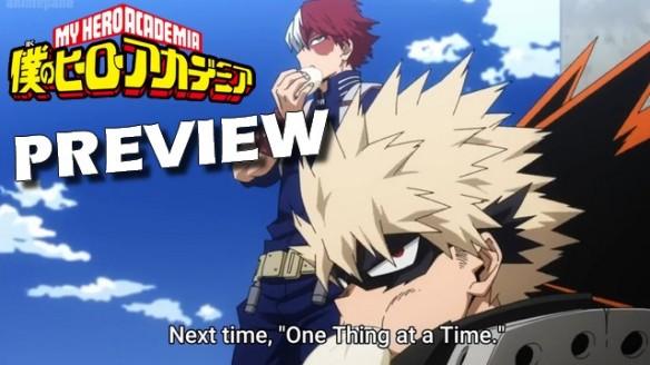 Boku no Hero Academia Season 5 - Preview do Episódio 15 do Anime