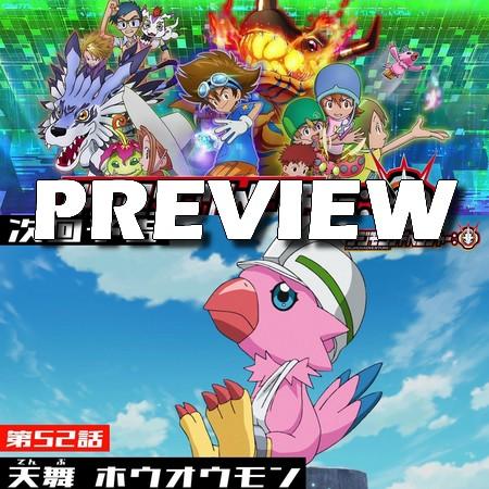 Digimon (2020) - Preview do Episódio 52