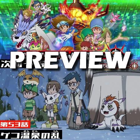Digimon (2020) - Preview do Episódio 53