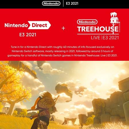 Sequel de The Legend of Zelda - Breath of the Wild - Trailer de E3 2021