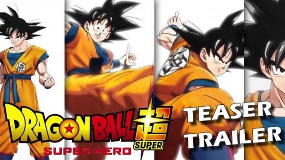 Dragon Ball Super - Super Hero - Teaser Trailer da SDCC 2021
