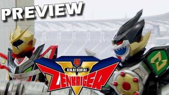 Kikai Sentai Zenkaiger - Preview do Episódio 21