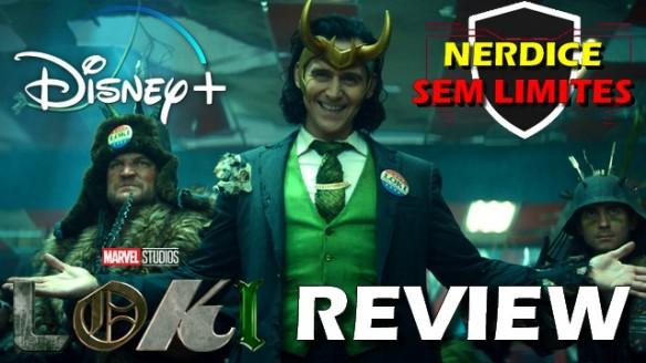 Loki (2021) - Reviews do Nerdice Sem Limites