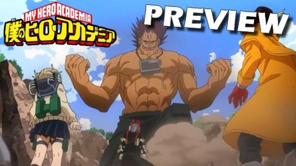 Boku no Hero Academia Season 5 - Preview do Episódio 20 do Anime