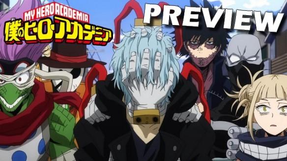 Boku no Hero Academia Season 5 - Preview do Episódio 21 do Anime