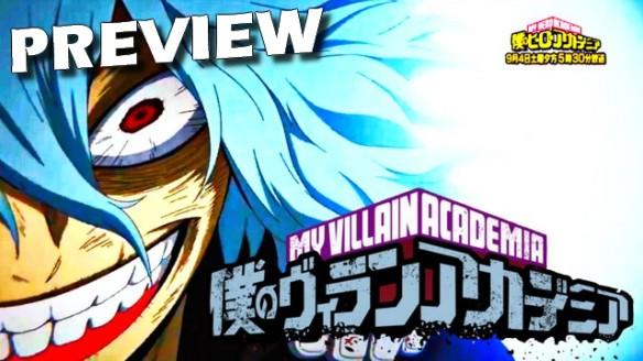 My Villain Academia Season 5 - Preview do Episódio 22 do Anime