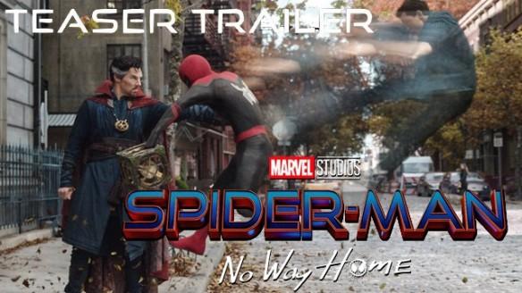 Homem-Aranha - Sem Volta para Casa - Teaser Trailer Oficial do Filme