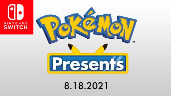 Pokemon Presents 18 08 2021 - Assista o evento ao vivo