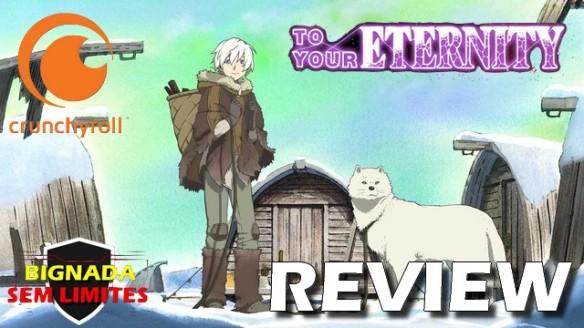 To Your Eternity (2021) - Bignada Review