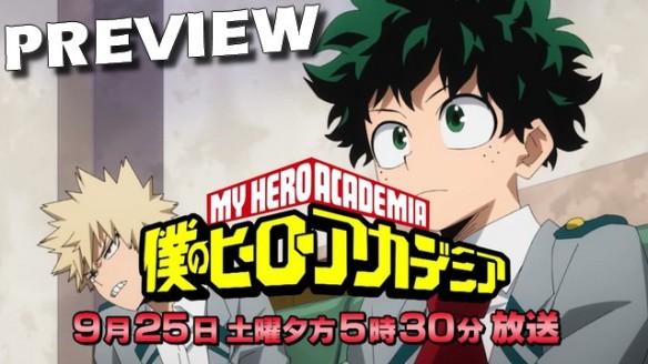 Boku no Hero Academia Season 5 - Preview do Episódio 25 do Anime