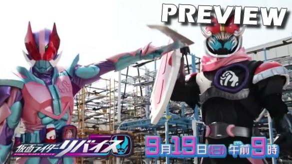 Kamen Rider Revice - Preview do Episódio 3