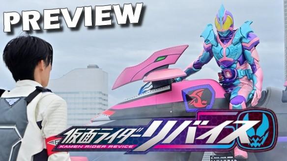 Kamen Rider Revice - Preview do Episódio 4