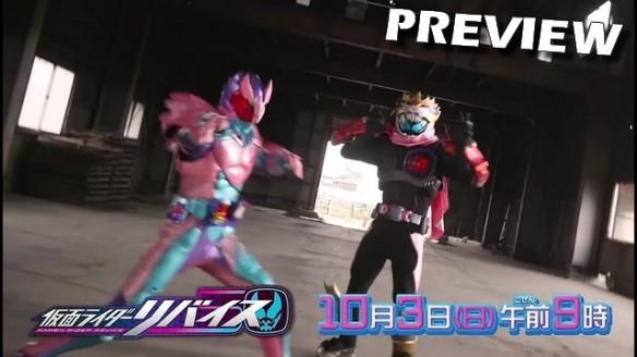 Kamen Rider Revice - Preview do Episódio 5