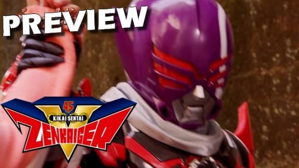 Kikai Sentai Zenkaiger - Preview do Episódio 27
