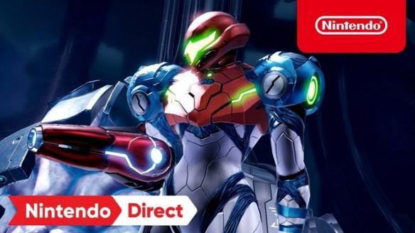 Metroid Dread - Sound of Dread - Trailer da Nintendo Direct