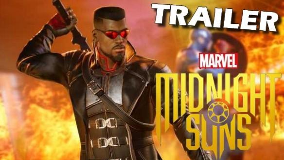 Midnight Suns - Trailer de Gameplay