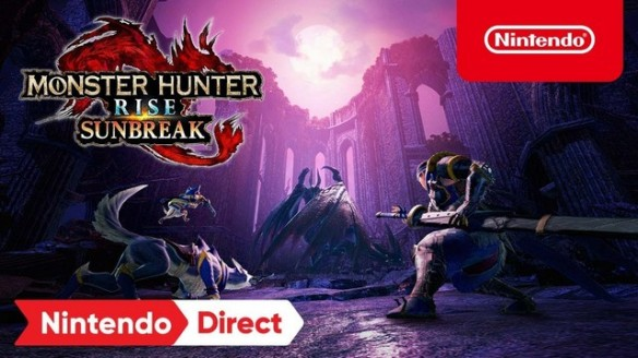 Monster Hunter Rise Sunbreak - Trailer de Anúncio da Expansão na Nintendo Direct
