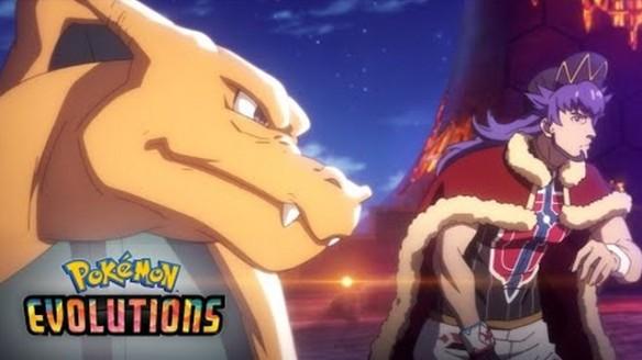 Pokemon Evolutions - Episódio 1 - The Champion (2021)