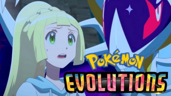 Pokemon Evolutions - Episódio 2 - The Eclipse (2021)