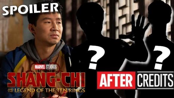 Shang-Chi e a Lenda dos Dez Anéis - MCU e as Cenas Pós-Créditos