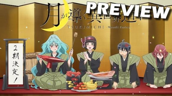 Tsukimichi -Moonlit Fantasy - Trailer Preview da Season 2 do Anime