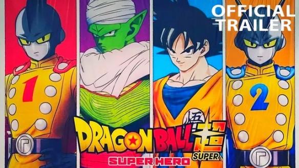 Dragon Ball Super Super Hero - Trailer Oficial da NYCC 2021