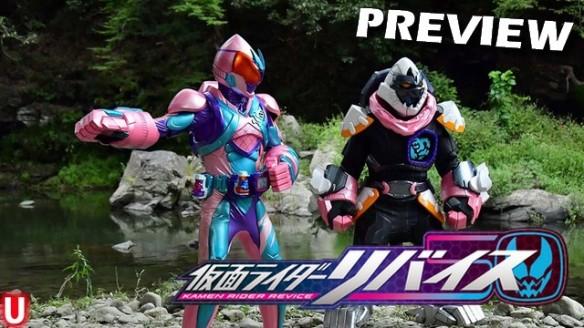 Kamen Rider Revice - Preview do Episódio 8