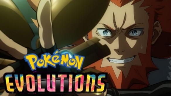 Pokemon Evolutions - Episódio 3 - The Visionary (2021)